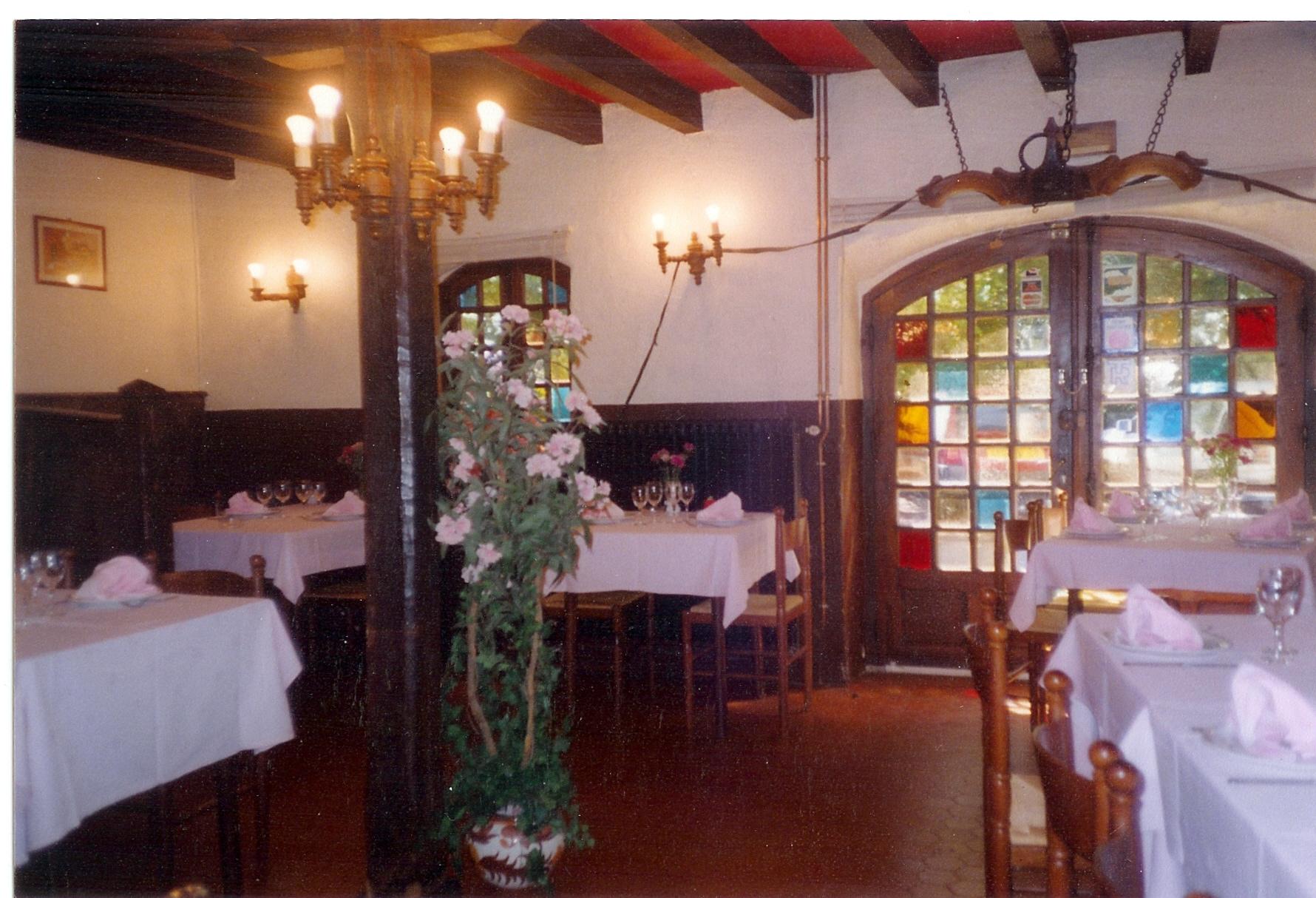 Restaurant Saint Georges De Mons